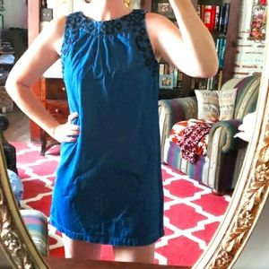 Old Navy Denim Shift Dress